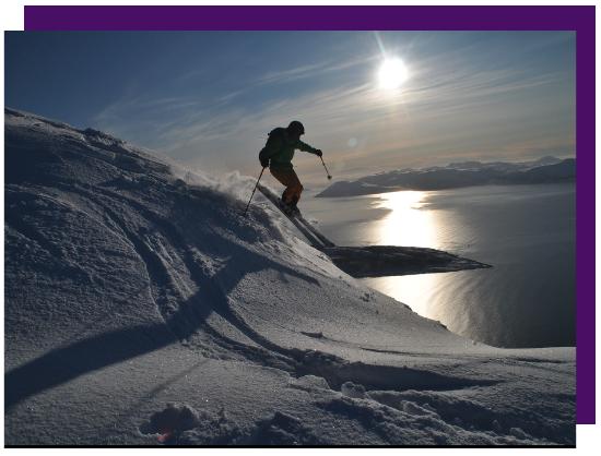 Responsabilidad civil esquí